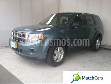 Foto venta Carro usado Ford Escape 3.0L XLS 4x2 (2012) color Azul precio $31.600.000