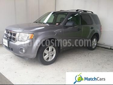 Foto venta Carro usado Ford Escape 3.0L XLT 4x4 (2008) color Gris Nocturno precio $23.990.000