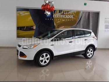 Foto venta Auto usado Ford Escape 5p S L4/2.5 Aut (2013) color Blanco precio $188,900