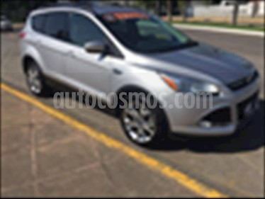 Ford Escape 5P SE PLUS 2.5 AUT usado (2014) color Plata precio $219,000