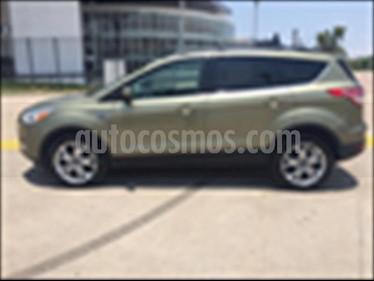 Foto Ford Escape 5P SE PLUS AUT PIEL usado (2013) color Verde precio $199,000