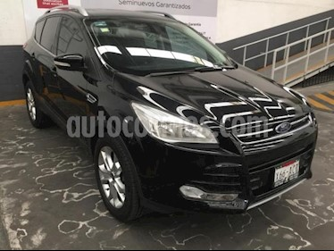 Foto venta Auto usado Ford Escape 5p Titanium L4/2.0/T Aut Ecoboost (2015) color Negro precio $275,500