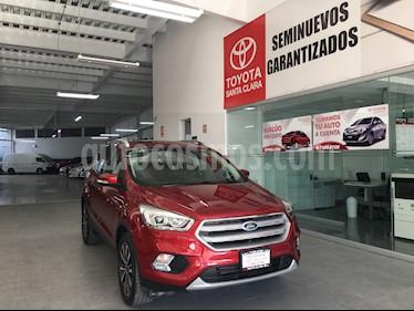 Foto venta Auto usado Ford Escape 5p Titanium L4/2.0/T Aut Ecoboost (2018) color Rojo precio $425,000