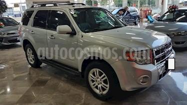 Foto venta Auto usado Ford Escape 5p XLT Limited V6/3.0 Aut Nav (H2L) (2011) color Plata precio $157,000
