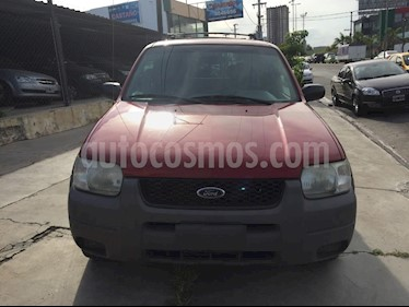 Ford Escape XLS 4x4 usado (2001) color Rojo precio $295.000