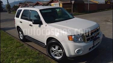 Ford Escape XLT usado (2011) color Blanco precio $5.800.000