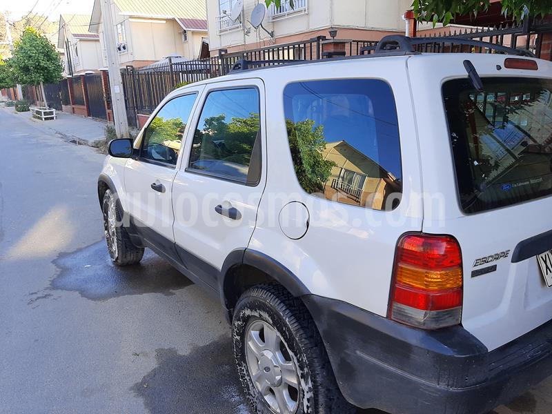 Ford Escape SE 2.0L 4x4 usado (2003) color Blanco precio $3.600.000