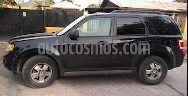 Ford Escape XLT 2.5L Aut usado (2012) color Negro precio $6.700.000