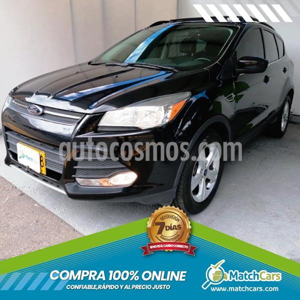 Ford Escape  2.0L SE 4x4 usado (2015) color Negro precio $54.990.000