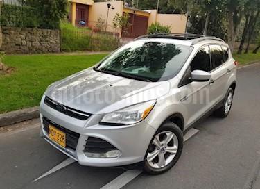 Ford Escape 2.0L Titanium 4x4 usado (2013) color Plata Puro precio $49.900.000