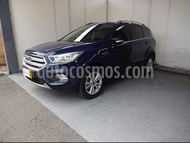 Ford Escape 2.0L SE 4x2   usado (2019) color Azul precio $82.990.000