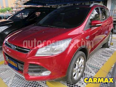 Ford Escape 2.0L Titanium 4x4 usado (2016) color Rojo precio $77.900.000