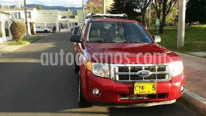Ford Escape  3.0L XLT 4x4 usado (2008) color Rojo Sangria precio $29.000.000