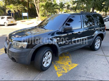Ford Escape 3.0 xlt 4x4 usado (2007) color Negro precio $20.500.000