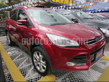 Ford Escape 2.0L ST 4x4  usado (2016) color Rojo precio $78.900.000