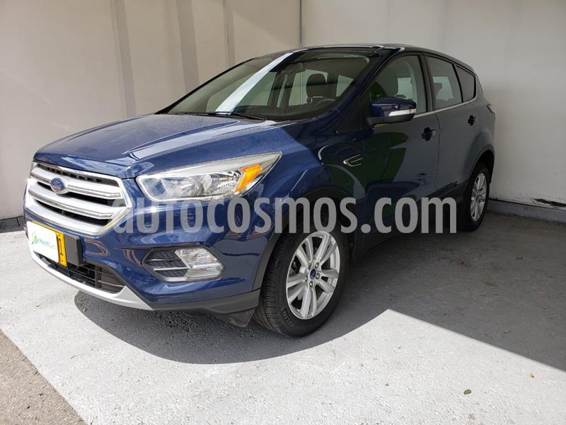 foto Ford Escape  2.0L SE 4x2   usado (2017) color Azul precio $62.990.000