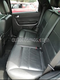 Ford Escape Limited usado (2011) color Negro precio $149,000