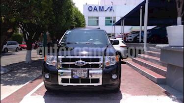 Foto venta Auto usado Ford Escape Limited (2012) color Negro precio $169,900