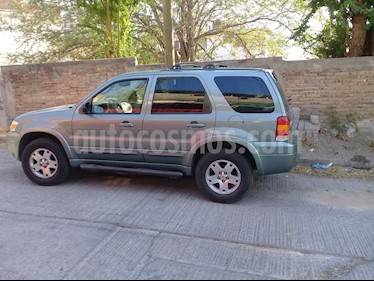 Ford Escape Limited usado (2006) color Verde precio $90,000