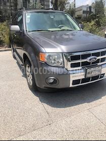 Ford Escape Limited usado (2009) color Gris Oscuro precio $105,000