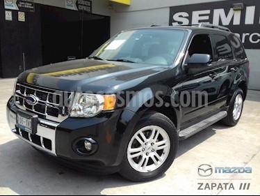 Foto venta Auto usado Ford Escape Limited (2011) color Negro Profundo precio $150,000