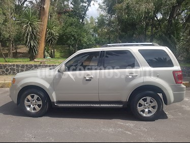Ford Escape Limited usado (2009) color Verde Salvia precio $116,000