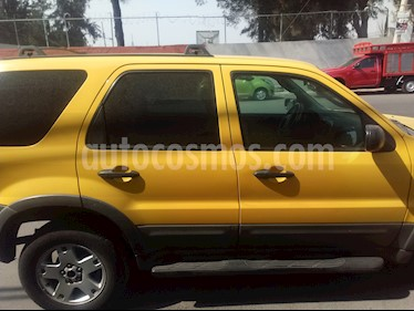 Ford Escape Limited usado (2003) color Amarillo precio $55,000