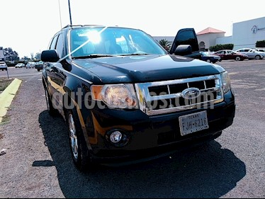 Ford Escape Limited usado (2008) color Negro precio $950,000