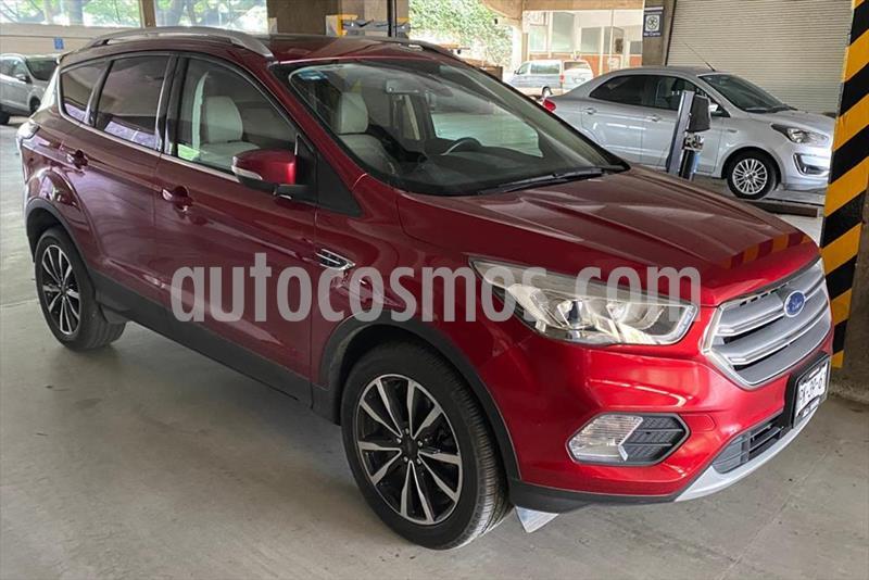Ford Escape Titanium EcoBoost usado (2018) color Rojo precio $398,000