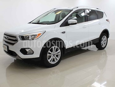 Ford Escape 5p S Plus L4/2.5 Aut usado (2017) color Blanco precio $248,000