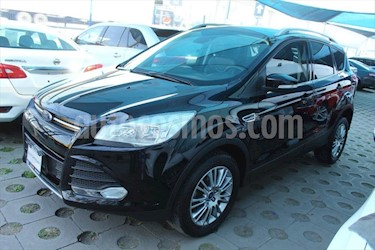 Ford Escape Trend Advance usado (2016) color Negro precio $295,000