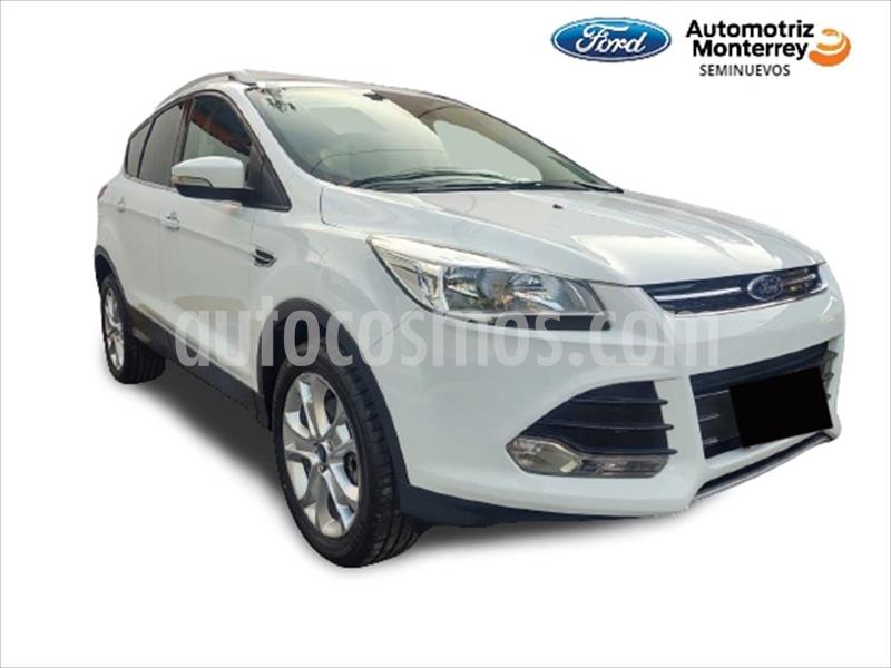 Ford Escape Titanium EcoBoost usado (2016) color Blanco precio $294,900