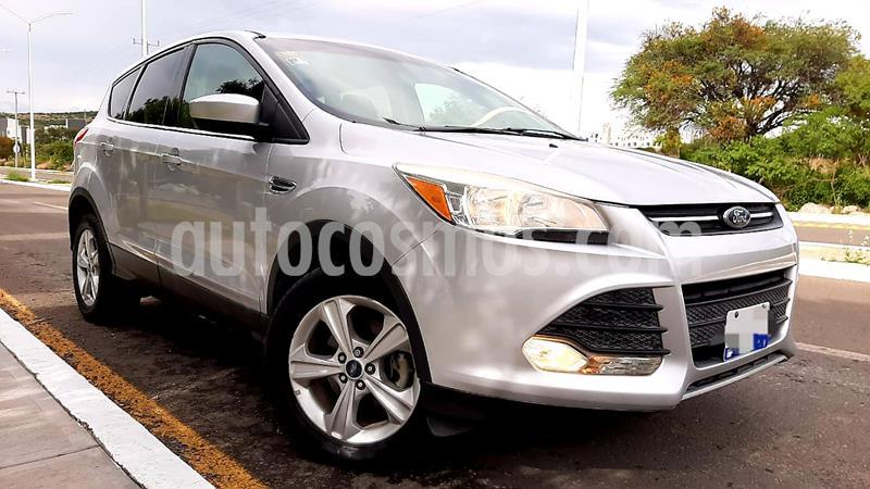 Ford Escape SE usado (2013) color Plata precio $169,000