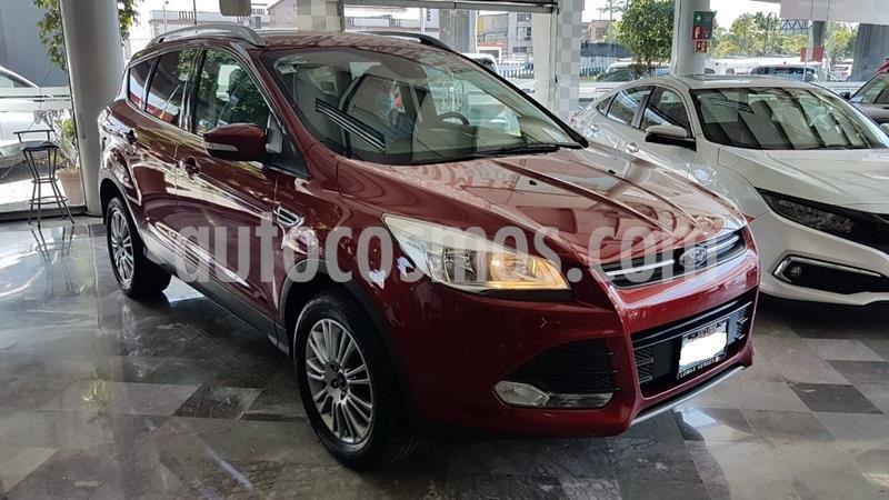 Ford Escape Trend Advance usado (2016) color Rojo Cobrizo precio $250,000