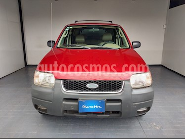 Ford Escape XLT Aut usado (2004) color Rojo precio $89,500