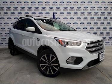 Ford Escape Titanium EcoBoost usado (2017) color Blanco precio $325,000