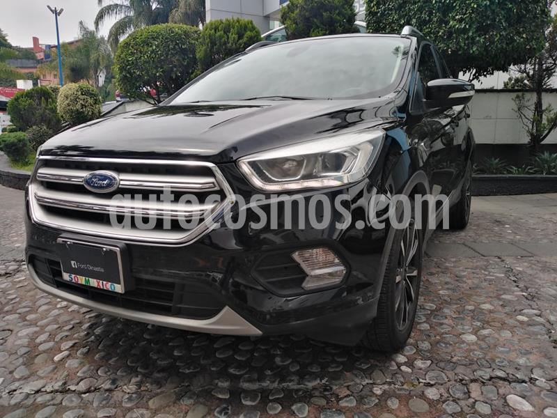 Ford Escape Titanium EcoBoost usado (2018) color Negro Profundo precio $365,000