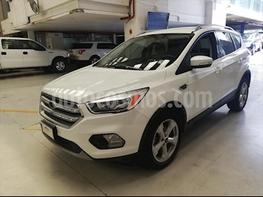 Ford Escape Trend Advance usado (2017) color Blanco precio $289,900