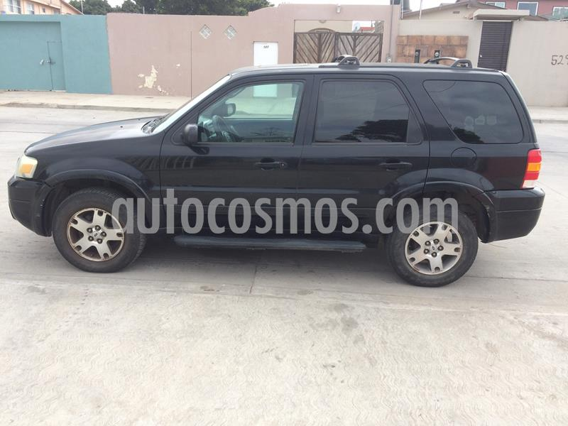 Ford Escape Limited usado (2005) color Negro precio $55,000
