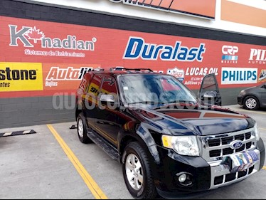 Ford Escape Limited usado (2010) color Negro precio $148,000