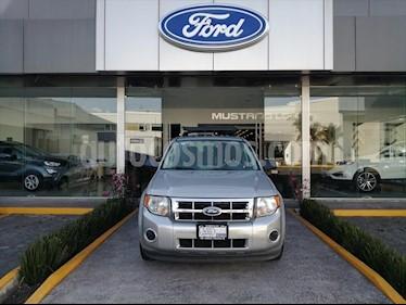 Ford Escape XLT Aut usado (2011) color Plata precio $125,000