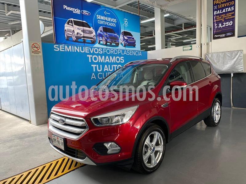 Ford Escape Trend Advance EcoBoost usado (2018) color Rojo precio $339,900