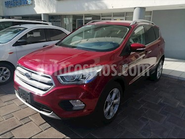Ford Escape Trend Advance usado (2018) color Rojo precio $404,000