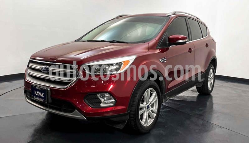 Ford Escape S usado (2017) color Rojo precio $274,999