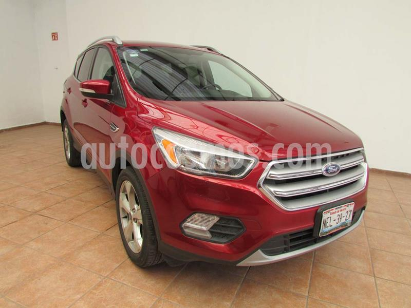 Ford Escape SE Advance usado (2017) color Rojo precio $275,000