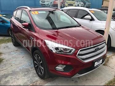 Ford Escape TITANIUM ECOBOOST 2.0L usado (2018) color Rojo precio $395,000