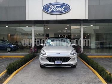 Ford Escape Elija una version usado (2020) color Plata precio $658,800