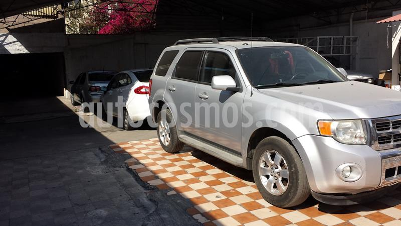 Ford Escape Limited usado (2010) color Plata precio $100,000