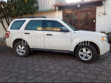 Ford Escape XLS usado (2012) color Blanco precio $132,000