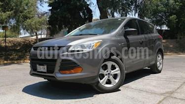 Ford Escape 5P S TA A/AC. RA-17 usado (2013) color Gris precio $159,000